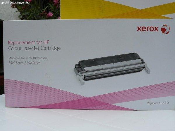 C9733A , C9733 , 9733A , 9733 Toner Magenta, Xerox = 15.800