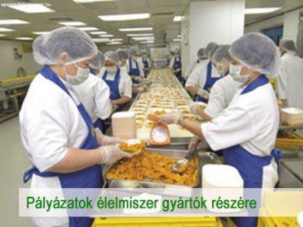 Hollandia élelmiszer gyár!