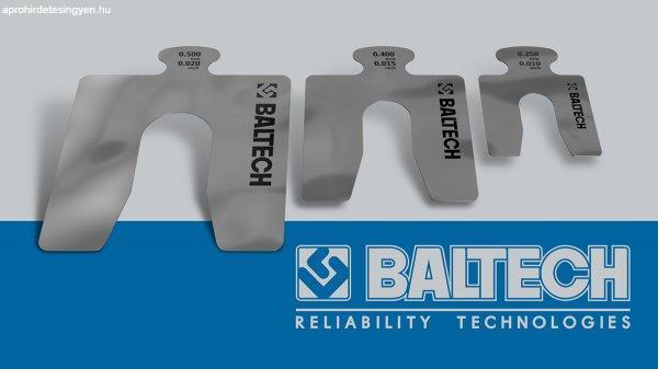BALTECH-12347 - plaque en métal, calibrés