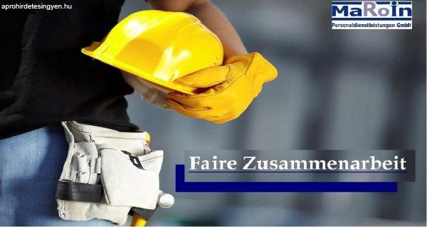 Kapcsolószekrény-építöi állások dél-Németországban