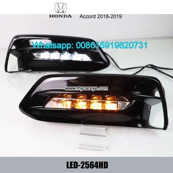 Honda Accord DRL LED Daytime Running Light led driving light