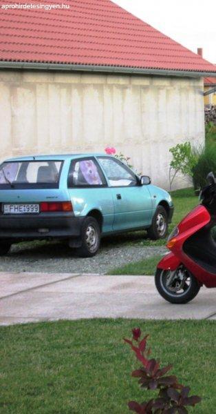 Fiataloknak első autónak! Bárkinek!
