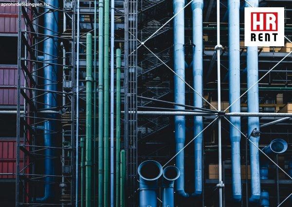 Izometriás csőszerelő - Stuttgart, Németország (Nyelvtudás n