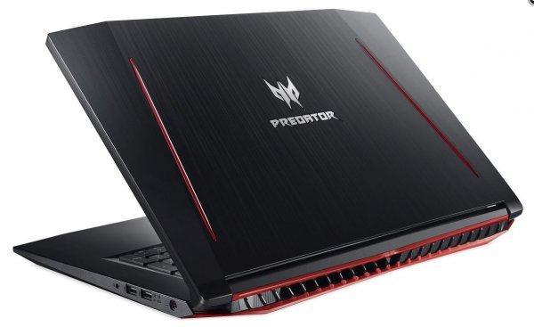 Acer Predator Helios 300 - GTX1060 6GB, 17.3