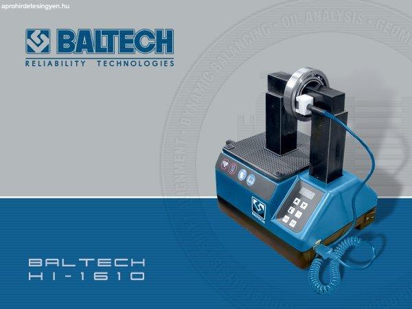 Installation of bearings BALTECH HI-1612, heating