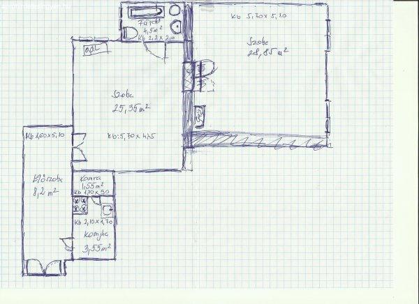 Csere lakás