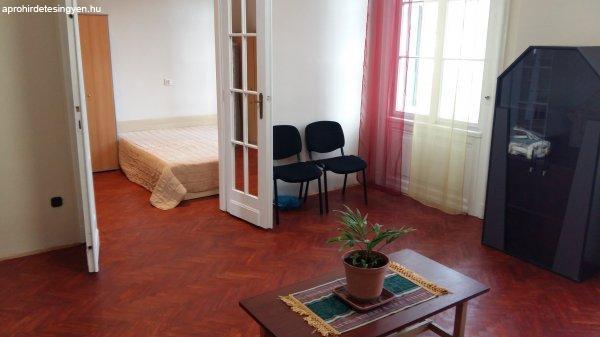Andrássynál felújított lakás