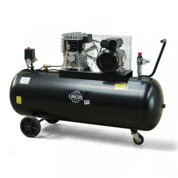 Lincos Ipari kompresszor 150l, 2.2kW, 8bar CB-15021
