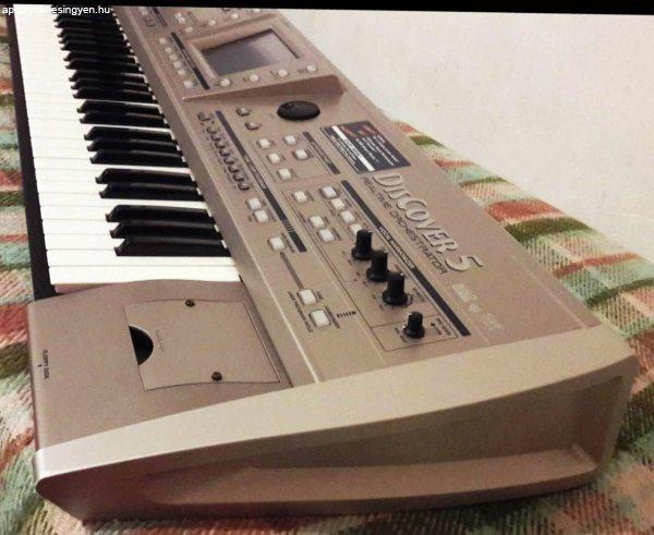 Roland Discover 5 szintetizátor