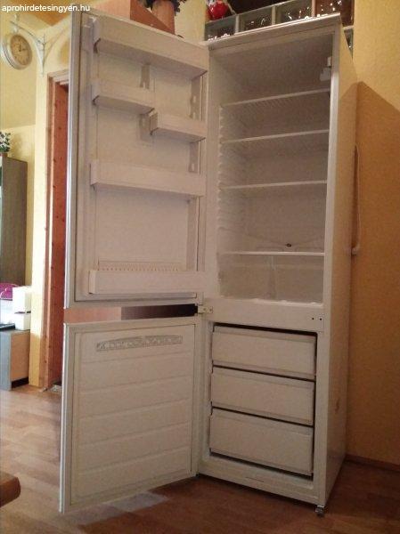 Electrolux beépíthető hűtőgép