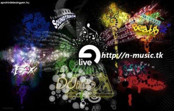 N-music Online Rádió és Blog