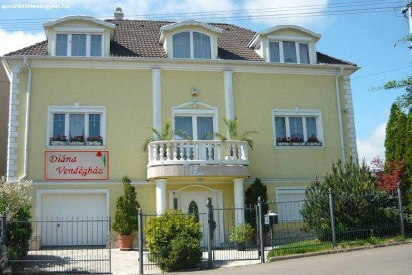 Családias, csendes apartman a történelmi Eger városában