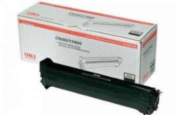 DRUM OKI C9600 BLACK EREDETI 30K