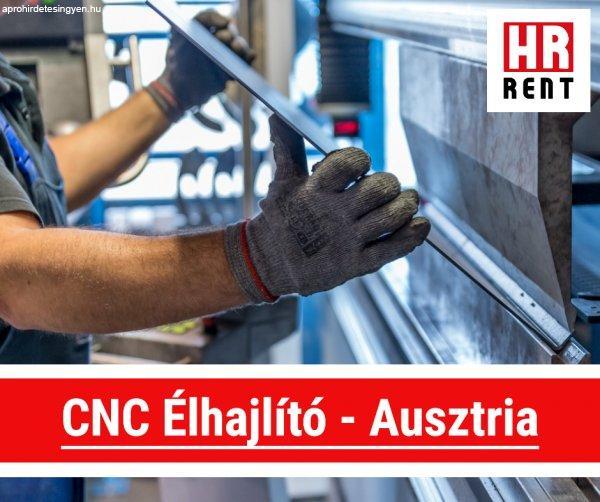 CNC élhajlító programozó (trumpf) - Linz, Ausztria