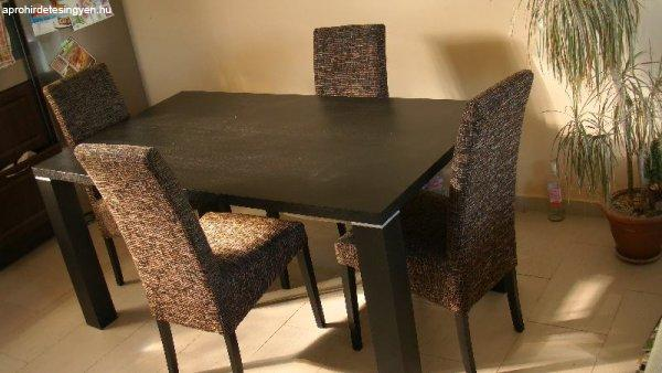 KIKA étkező asztal + 4 szék - Eladó Használt - Szigetszentmiklós ...