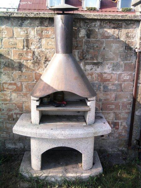 Kerti grill eladó