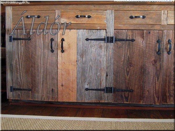 Retro bútorok építése antik fából - - Veszprém - Apróhirdetés Ingyen