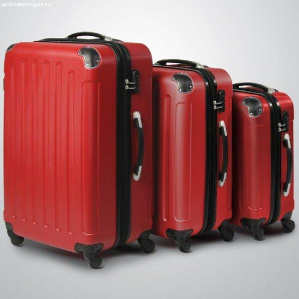 Új 3 részes bőrönd szett - több színben. - Eladó Új - Pécs ... aaad12ad03