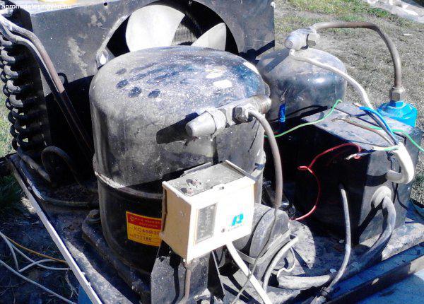 Hűtő kompresszor működése
