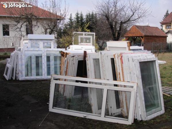 800 db bontott thermo ablak - Eladó - Budapest XVI. kerület - Apróhirdetés Ingyen