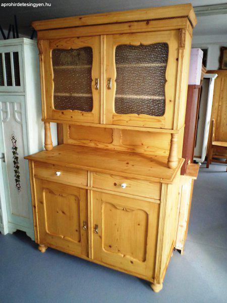 Antik, fenyő festett, viaszolt bútorok - Eladó Használt - Baja - Apróhirdetés Ingyen