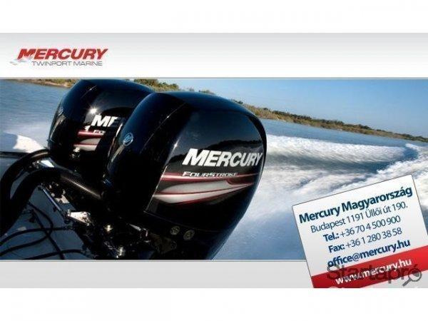 Mercury 9.9LE új csónakmotor eladó