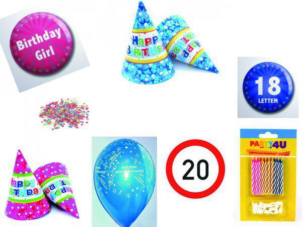 születésnapi kellékek budapest Születésnapi kellékek, buli kiegészítők   Eladó   Budapest XXI  születésnapi kellékek budapest