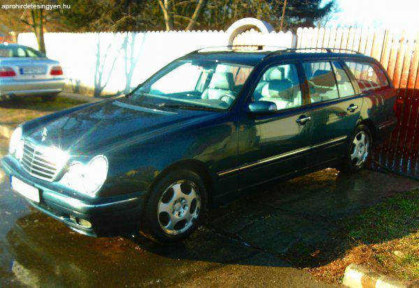 7 Személyes Autók: Mercedes E280 4matic 7 Személyes, Vizsgával!!!