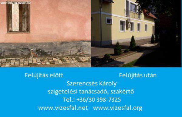 Aqaupol+Szigetel%E9s%3A+Sal%E9tromos+Nedves+Vizes+Fal+%C9p%FClet+Pince