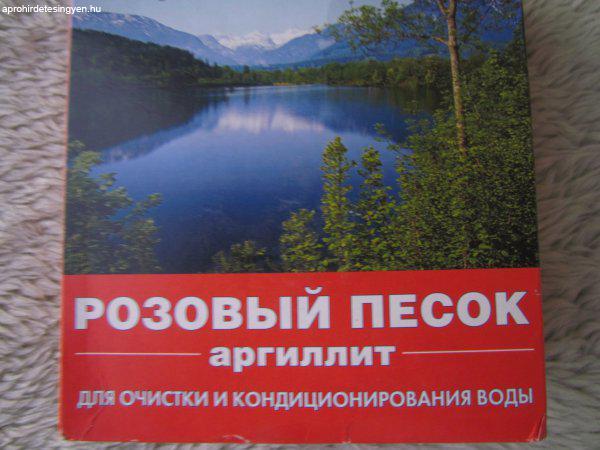 Orosz argillites  víztisztítás
