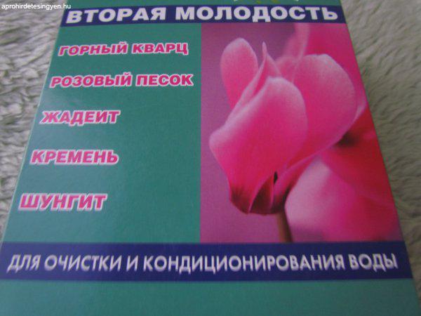 Orosz Elixir komplex  víztisztítás strukturizálás  40 fölött