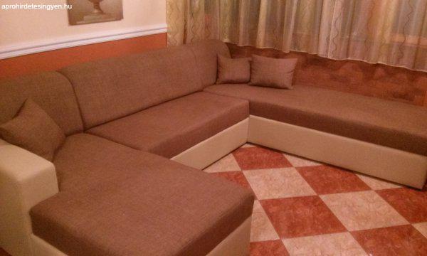 Teljesen új U alakú kanapé eladó - Eladó Új - Nagyecsed ...