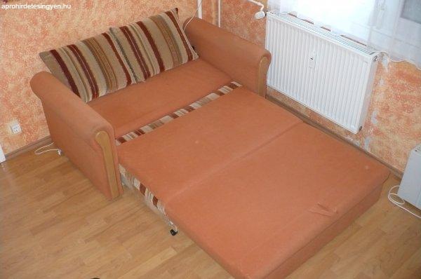 Kiváló állapotú, ágyneműtartós, ággyá alakítható kanapé! - Eladó ...