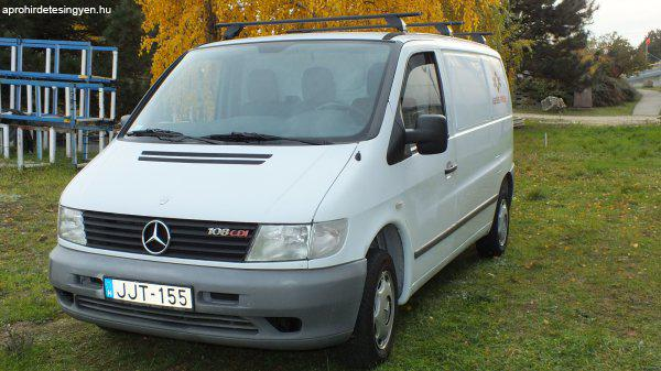 Elad mercedes benz vito 108 cdi job elad for Mercedes benz employment
