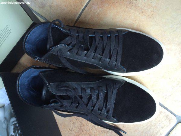 Eladó fekete nude flow lace up egyszer használt férfi cipő - Eladó ... 48a645f274