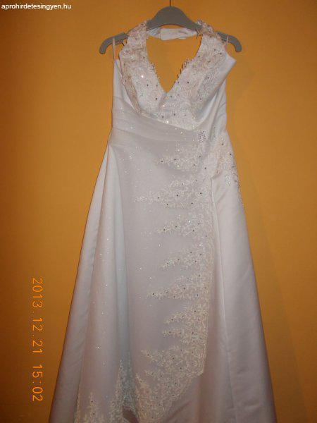 Eladó Menyasszonyi ruha - Eladó Használt - Budaörs - Apróhirdetés Ingyen 64b140619b