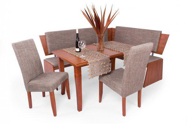 Tamara sarokpad Raffaello asztallal és 2db Berta székkel - Eladó ...