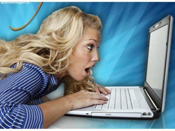 otthoni internetes munkák