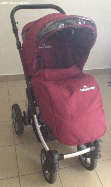 Baby Design Lupo 3in1 Babakocsi - Eladó Használt - Debrecen ... a311225d45