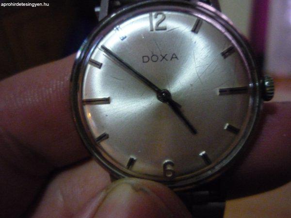 DOXA óra - Eladó - Miskolc - Apróhirdetés Ingyen 3bcef58ec3