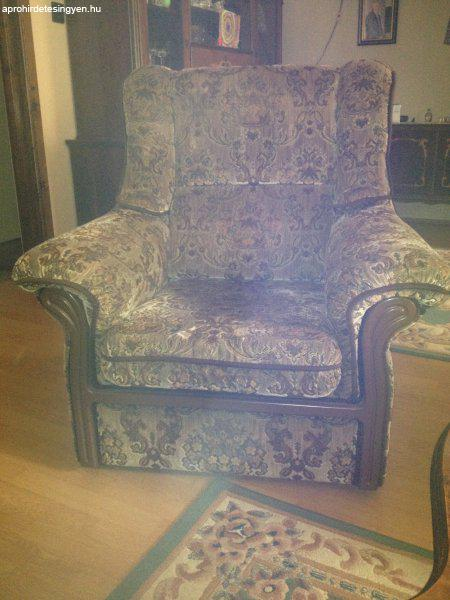 Eladó két heverő és nappali bútor - Eladó Használt ...