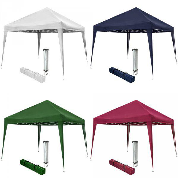 9a2ad456533c Új összcsukható pavilonos sátor kerti sátor pavilon 3x3 m - Eladó ...