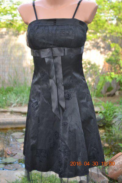 ba3ba9ca35 Gyönyörű alkalmi ruha tüllel S-es - Eladó Használt - Nyíregyháza ...