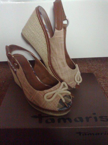 Tamaris női szandál (36-os) - Eladó Használt - Pilis - Apróhirdetés ... bb3f1ac8d2