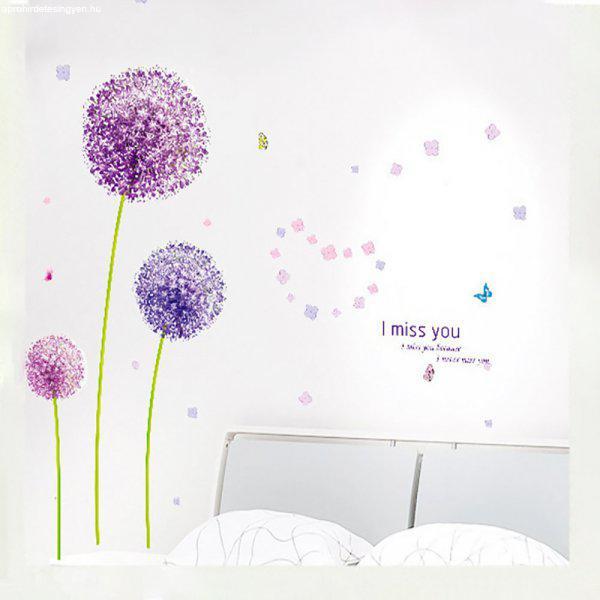 Lila+dandelion+falmatrica