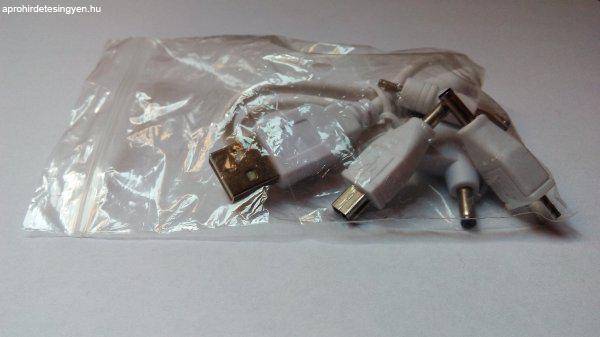 USB+%E1talak%EDt%F3+k%E1bel+-+h%E1romf%E9le+USB-t+ismer