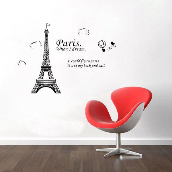 Eiffel+torony+falmatrica