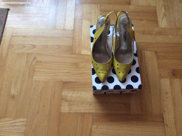 Sárga lakkbőr női cipő eladó Sárga lakkbőr női cipő eladó ... 87d836852f
