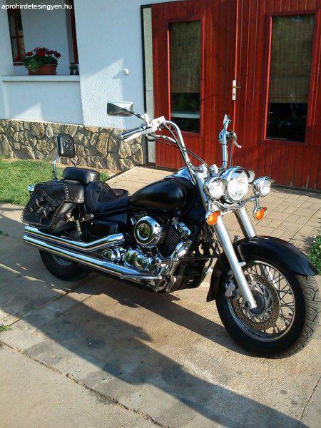 146f1d2d2185 Eladó Yamaha Dragstár 650 xvs a - Eladó Használt Yamaha ...