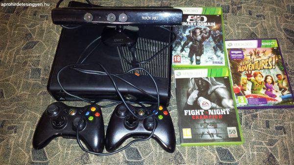 Xbox 360 slim RGH - Eladó Használt - Budapest Apróhirdetés Ingyen